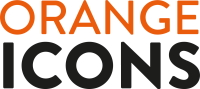 Logo Orange Icons